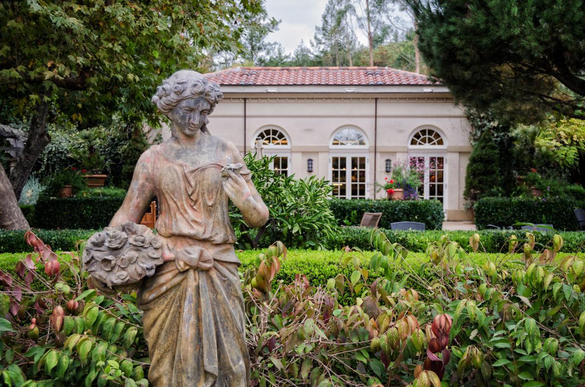 Chateau St-Jean, Sonoma Valley, California