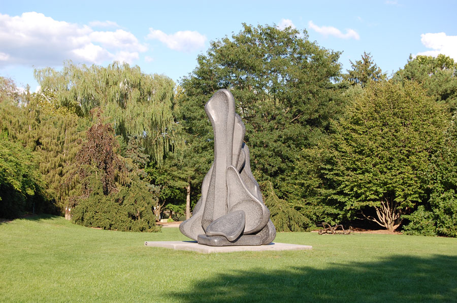 Exhibition Stand Artwork : Grounds for sculpture burlaki