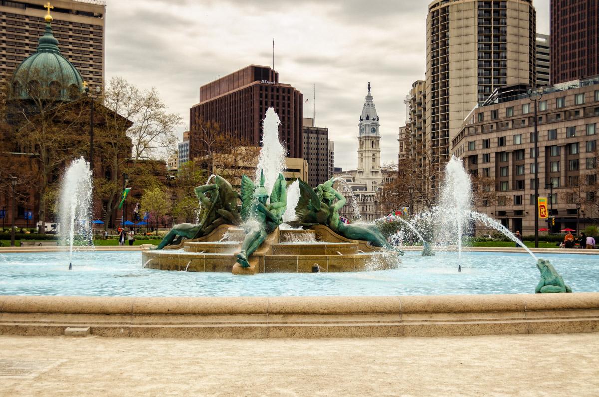 Logan Square, Philadelphia, PA