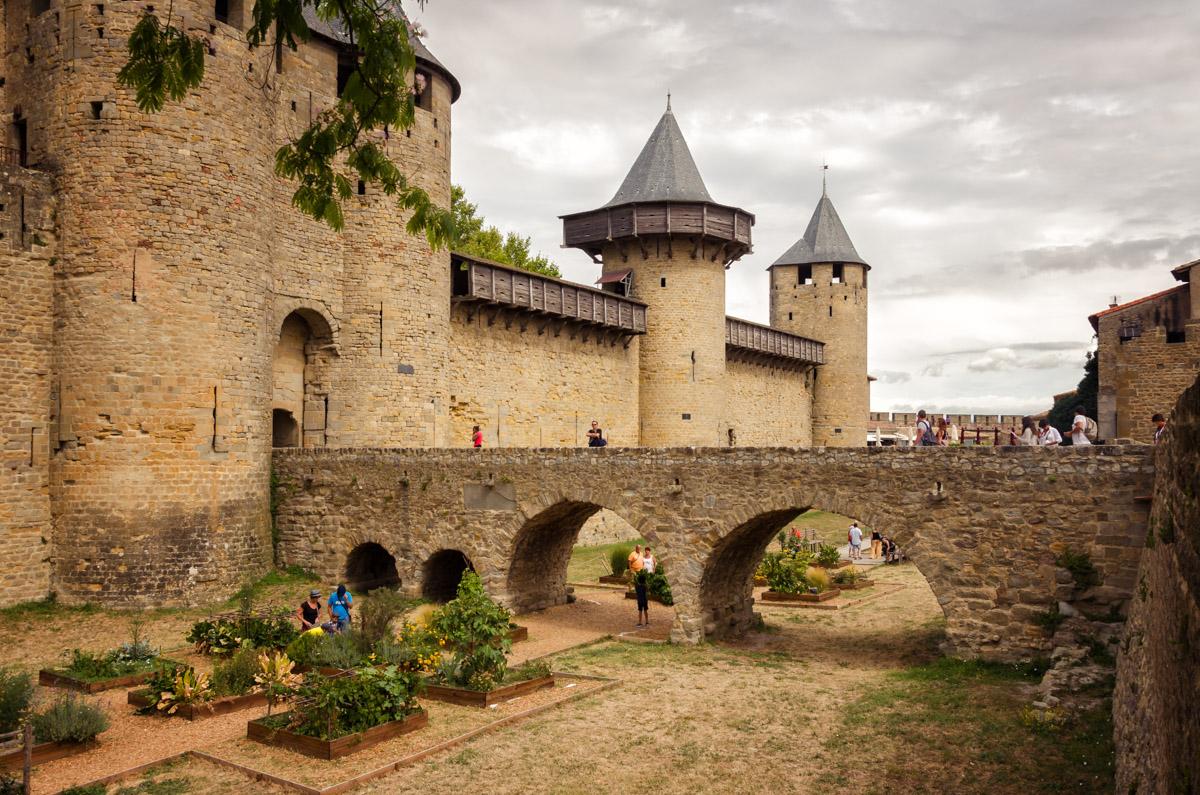chasing world heritage 97 carcassonne. Black Bedroom Furniture Sets. Home Design Ideas