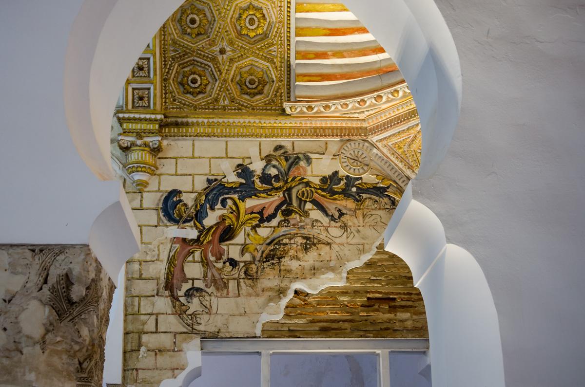 Sinagoga Santa Maria La Blanca, Toledo, Toledo, Spain