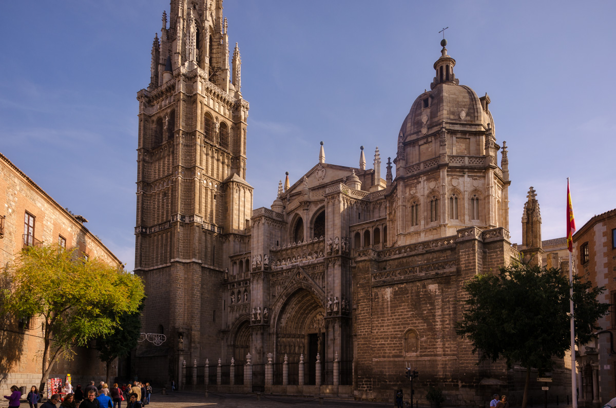 Toledo Cathedral, Spain
