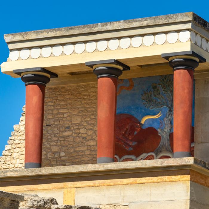 Crete: Minoan Palaces