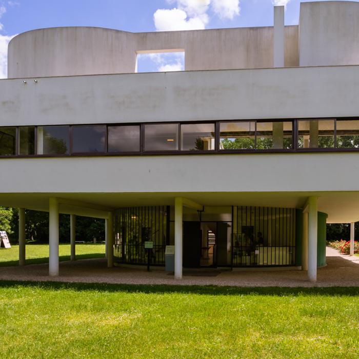 Chasing World Heritage: #111 (Le Corbusier – Villa Savoye)