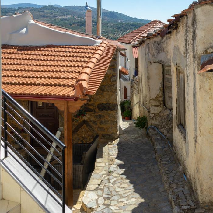 On Crete